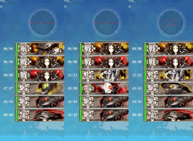 3-1-G敵編成陣形