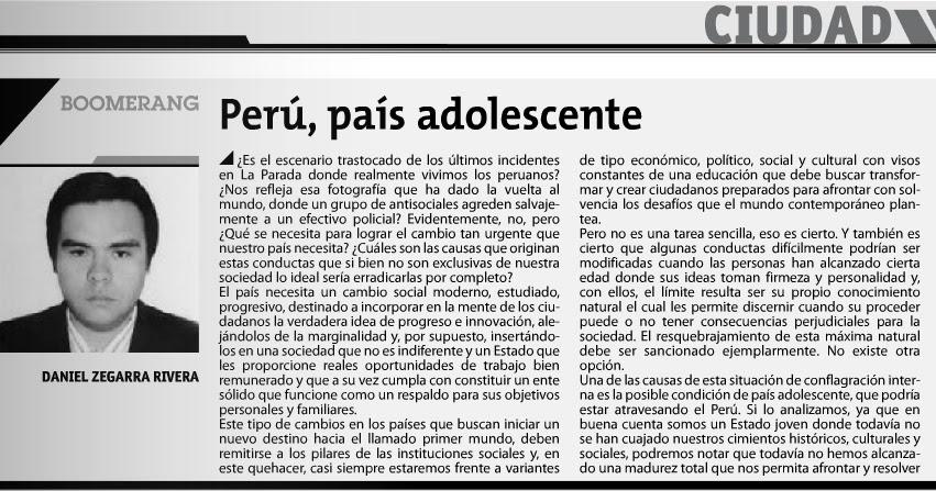 maduras peruanas adolescente