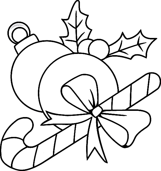 Free Coloring Pages December 2011
