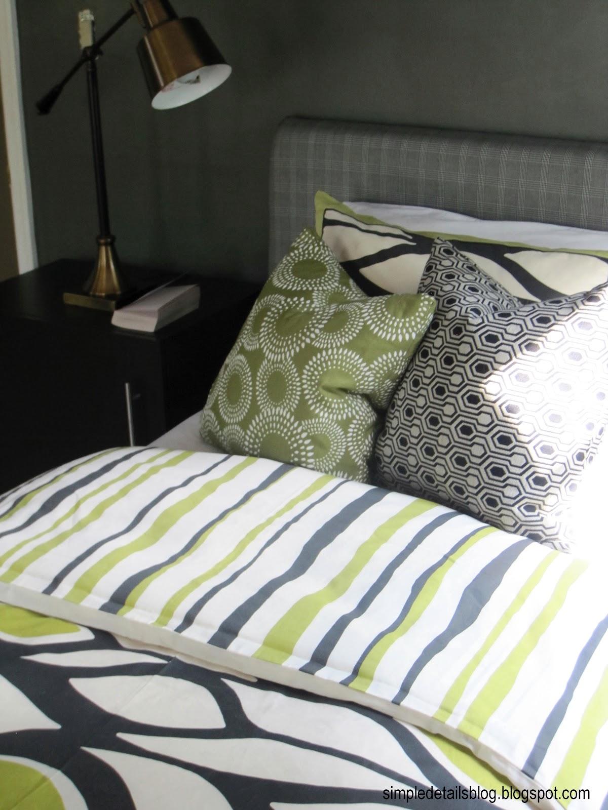 Simple Details Boys Bedroom Pre Reveal