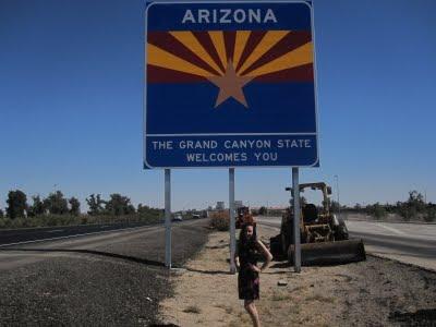 Arizona State Line