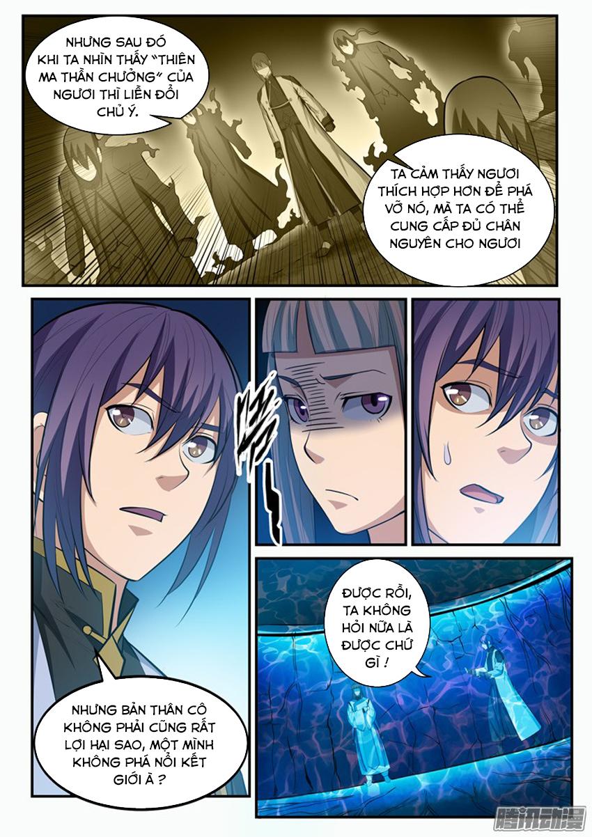 Bách Luyện Thành Thần Chapter 107 - Hamtruyen.vn