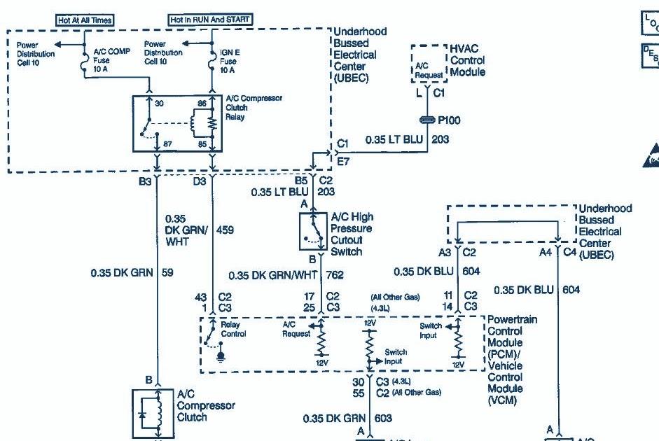 1999 Chevrolet Chevy 1500 Pu V6 Wiring Diagram | circuit ...