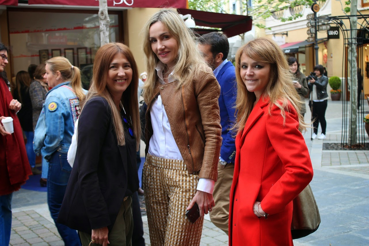 Clara Courel, Amparo Fosch, Carmen Hummer
