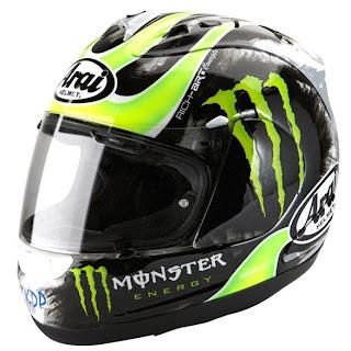 Arai RX-7 GP Cal Helmets