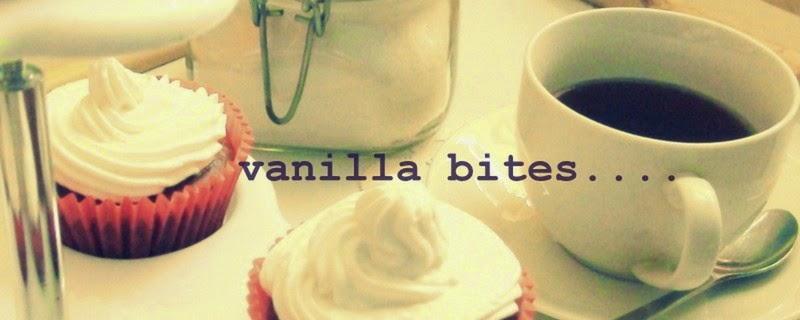 Vanilla Bites