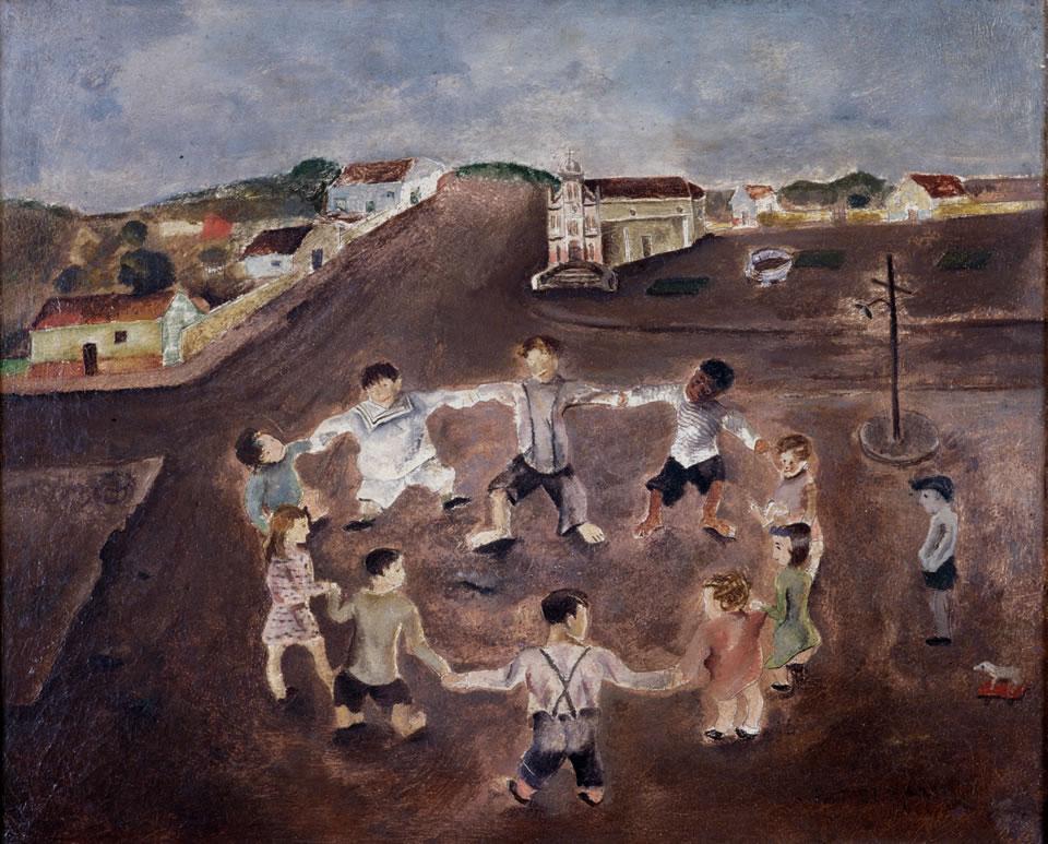 Ronda infantil (1932) - Cândido Portinari