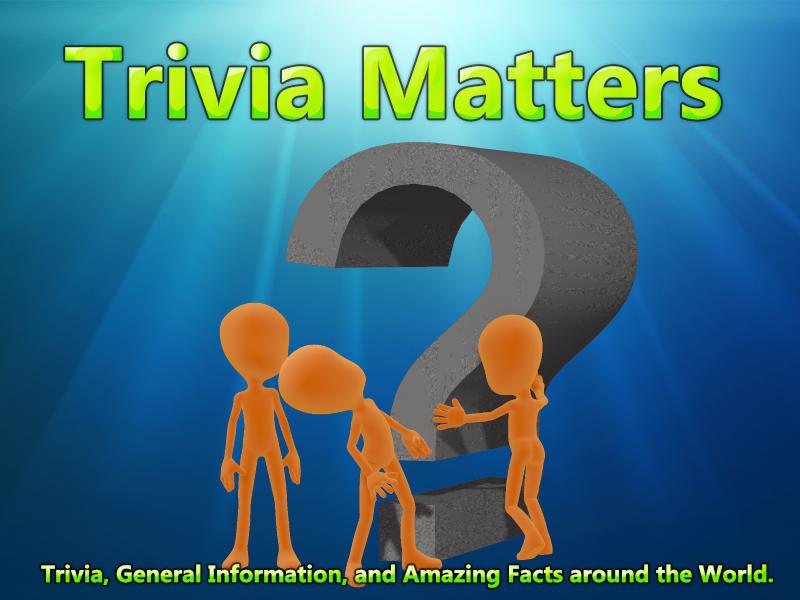 Trivia Matters