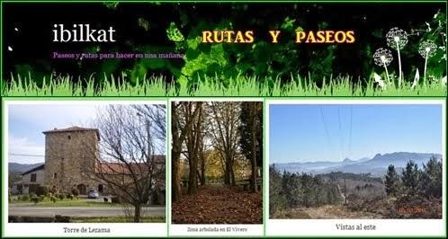 IBILKAT-RUTAS Y PASEOS