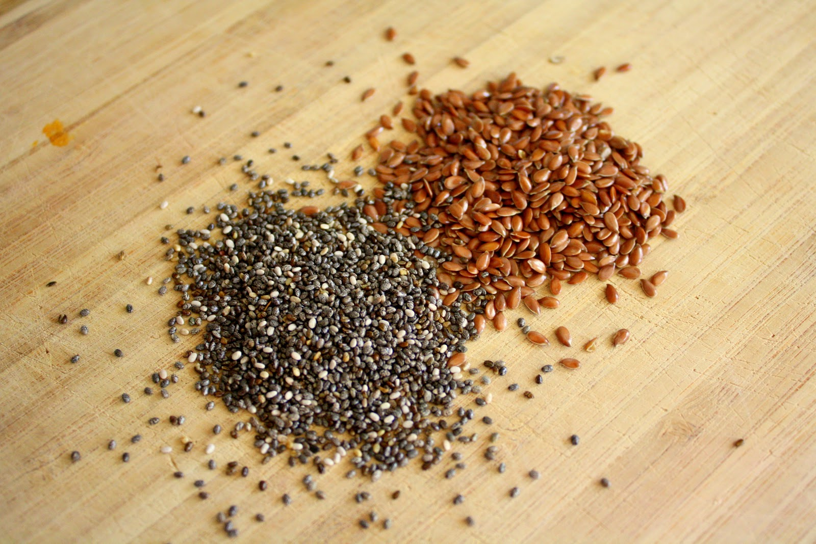 how to take flax seeds with water