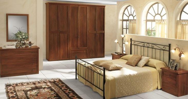 Arredo a modo mio le camere complete classiche di mondo convenienza - Camere da letto matrimoniali complete ...
