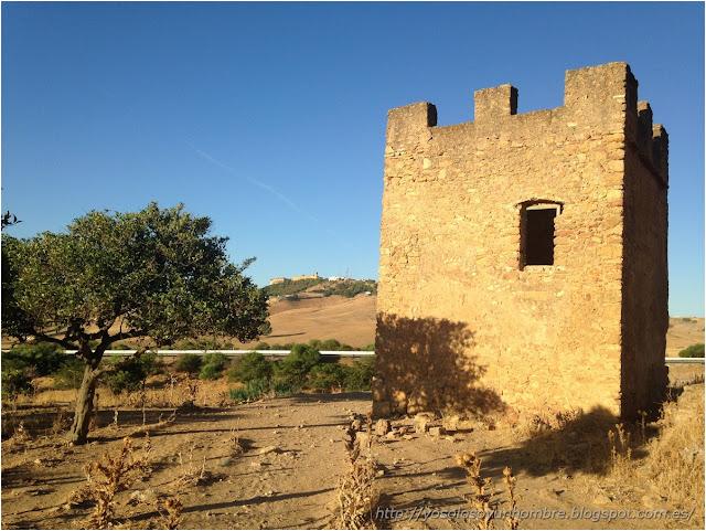 Torreón del Cortijo a favordeluz