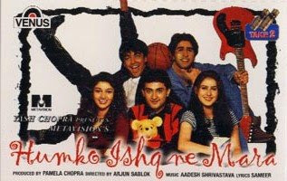 Humko Ishq Ne Mara (1997) - Hindi Movie