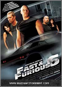 Baixar Filme Velozes e Furiosos 6 Dublado (Fast and Furious 6) - Torrent
