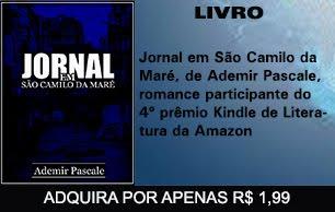 """LIVRO """"JORNAL EM SÃO CAMILO DA MARÉ"""""""