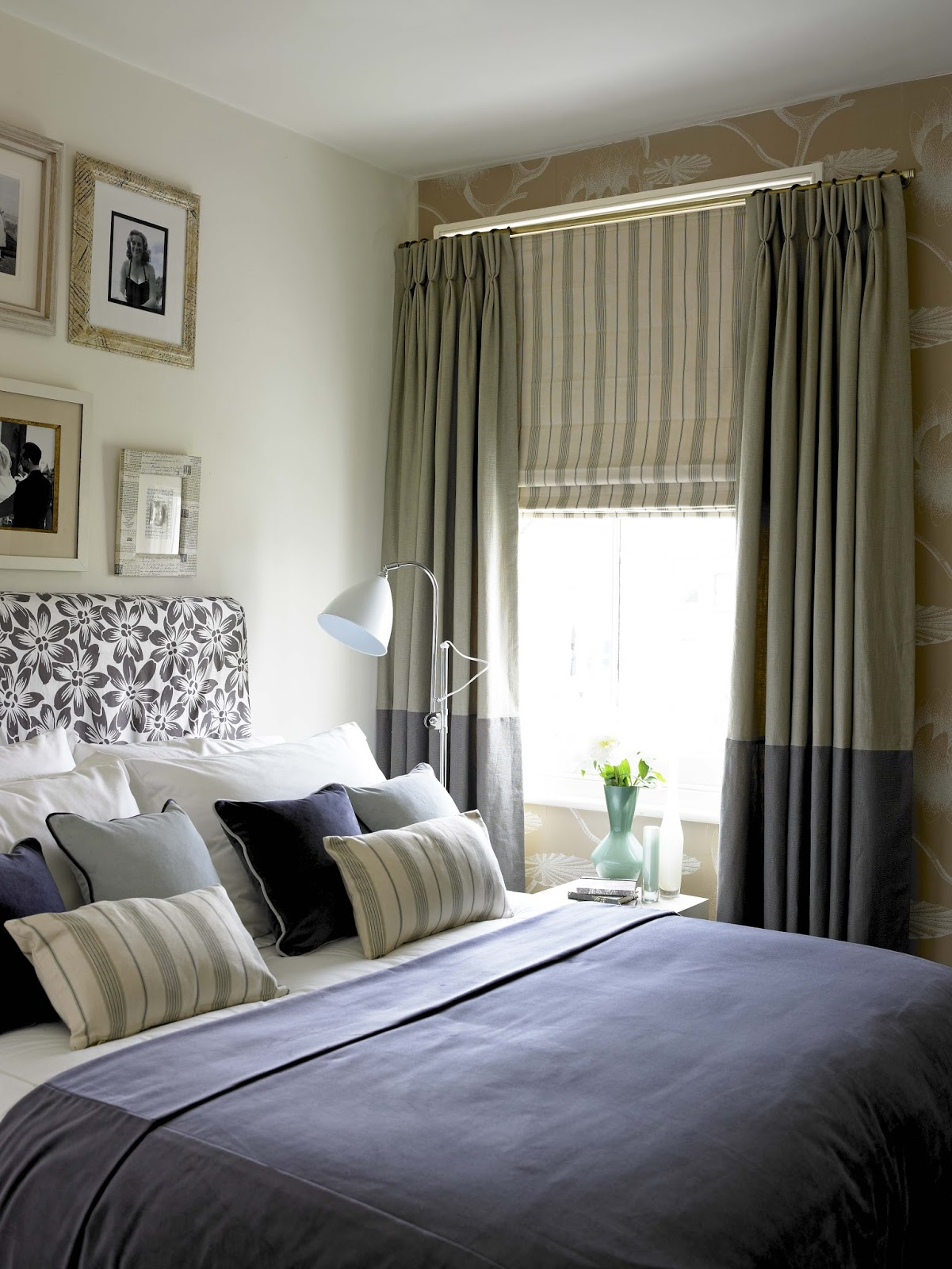 Bedroom Drapery Ideas