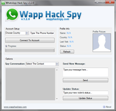 Whatsapp Spy Tool 2016 NO SOURVEY [WORKING] - Best files!