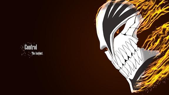Bleach Hollow Mask 8e