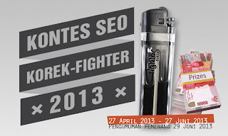 Korek Gas Fighter