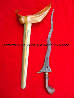 keris kolonadah
