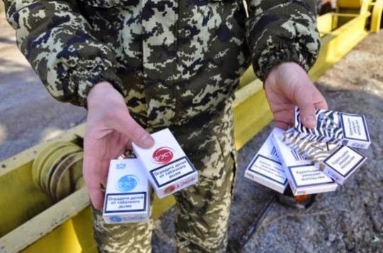 Teknik Seludup Rokok di Rusia