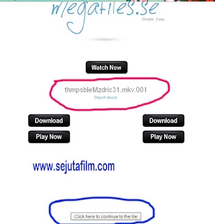Cara Download di MegaFiles