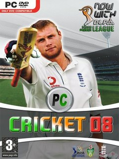 EA Sports Cricket 2008 Cover
