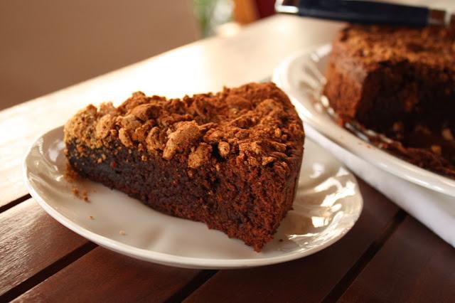 torta ciocco-amaretti di any