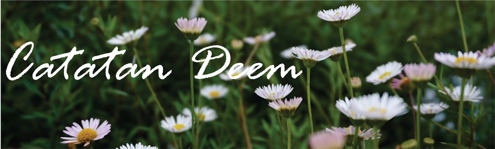Catatan Deem