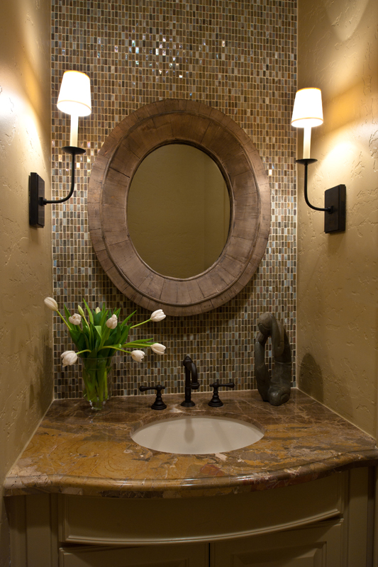 CBID HOME DECOR and DESIGN THE POWDER ROOM SMALL