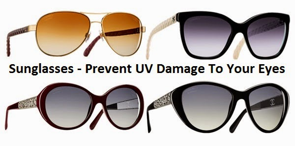 Sunglasses, Options To Prevent UV Damage To Your Eyes