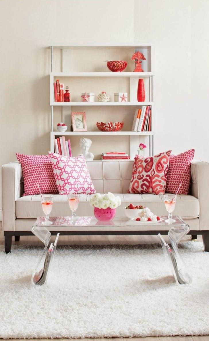 dekorasi ruang warna pink untuk wanita ngeblog re