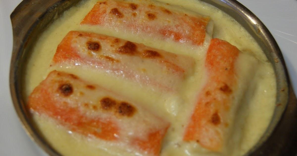 Retales de ingenio recetas y diet tica canelones de for Canelones de pescado y marisco