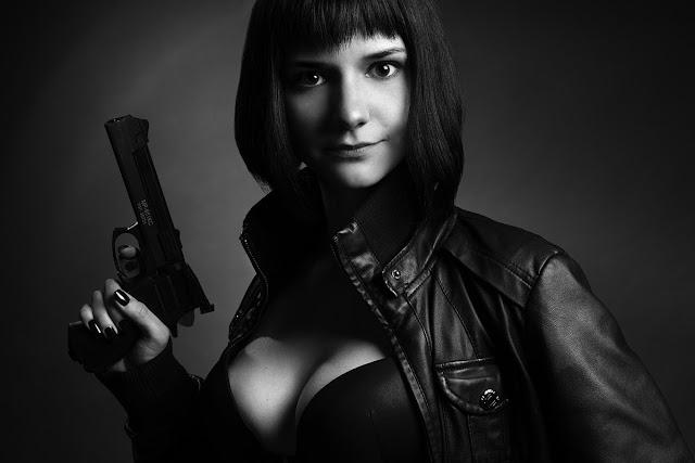 Katrin Black - фотосессия