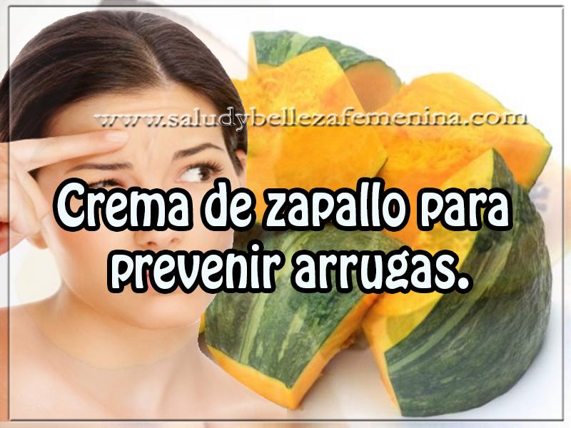 Mascaras faciales , cuidados del rostro , cuidados de la piel , crema de zapallo para  prevenir arrugas