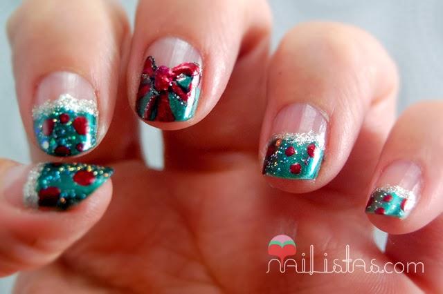 decoracion de uñas 2014 | pasos para diseñar uñas - LINDAS