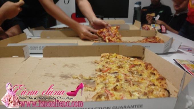 Diskaun 50% Domino's Pizza Malaysia |  #DTopSecret | PROMO CODE AD62