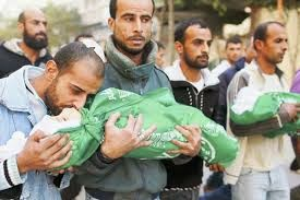 Palestinian death toll from 18 days of Israeli violence exceeded 850
