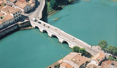 Rimini - Tiberius' Bridge