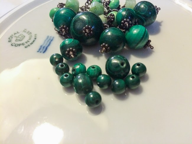 Kaffesoesters Malachite collection