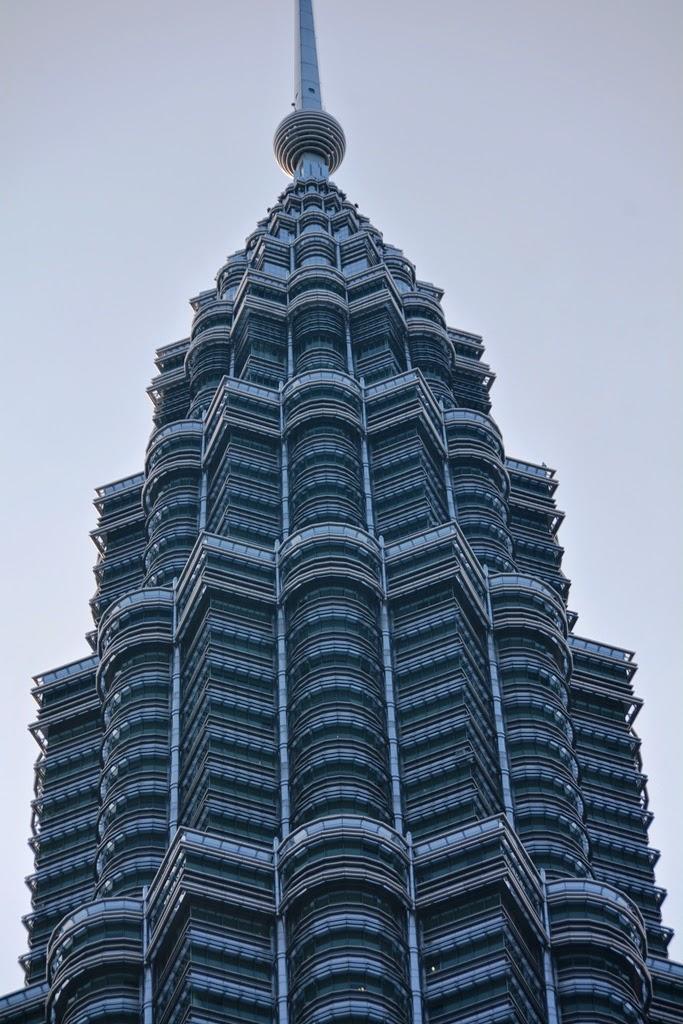 KLCC Park Kuala Lumpur Top Petronas Towers