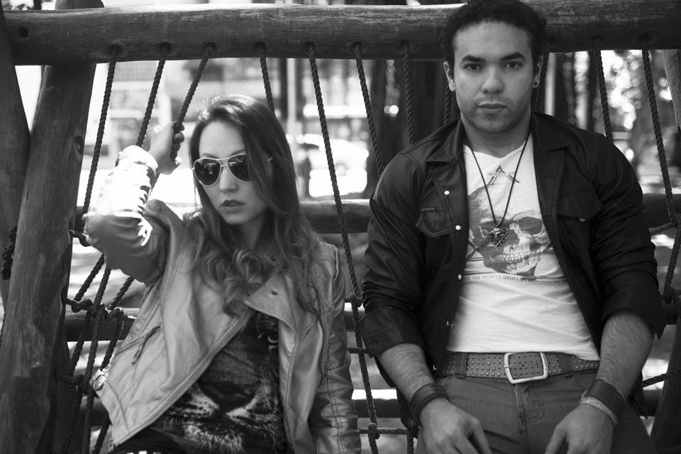 Fábio Britto e Marcia Guedes - Foto: Daniela Botelho