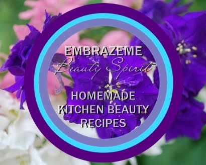 EmbrazeMe - Kitchen Beauty Recipes Homemade By Yatt Lateef