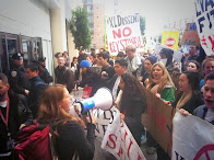 Students shut down State Dept in San Francisco NO! Keystone XL pipeline!
