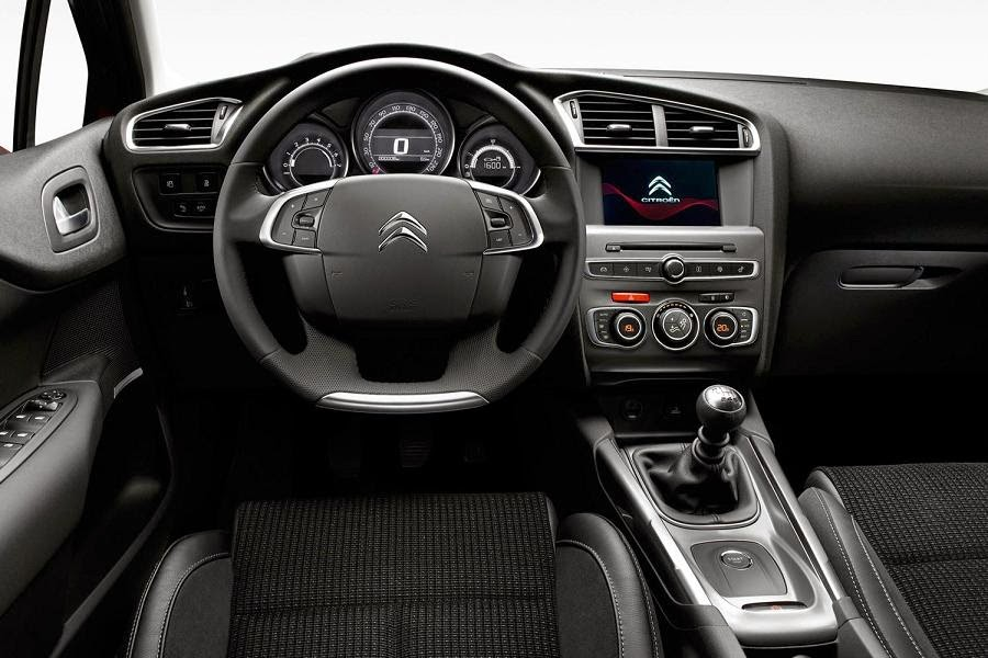 Citroën C4 (2015) Dashboard
