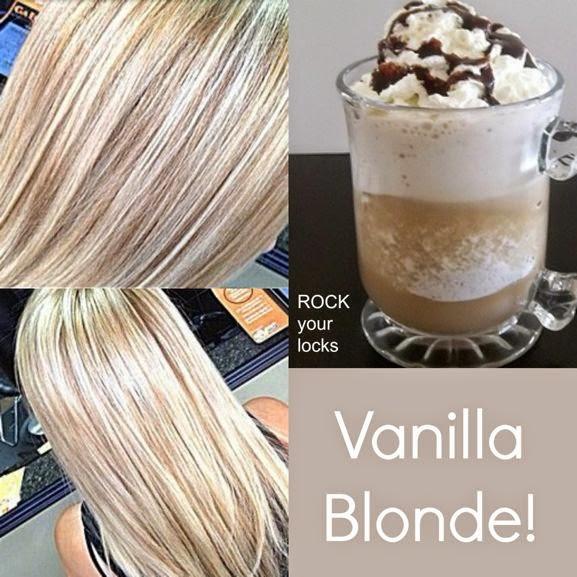 Vanilla Blonde