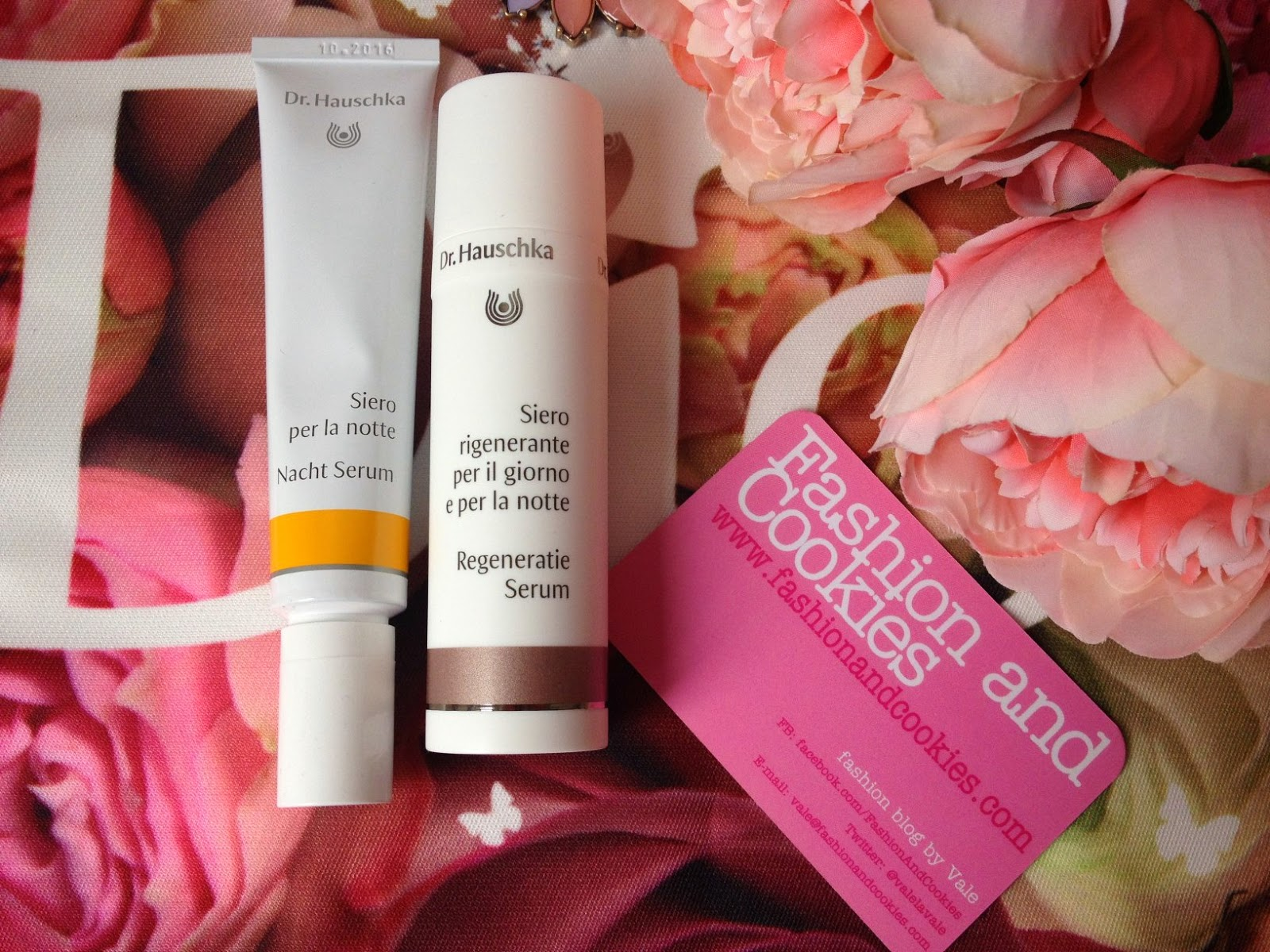 Best skincare products, best serums, night serum, Dr. Hauschka siero per la notte, Dr. Hauschka night serum, Moliabal Milano, Moliabal Milano hair accessories, Fashion and Cookies fashion blog, fashion blogger