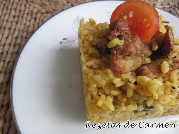 Arroz con conejo y verduras cocinar en casa es for Cocinar alcachofas de bote