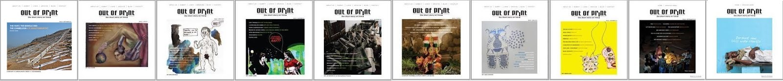 Out of Print Blog