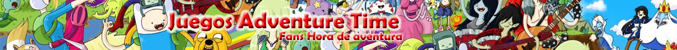 Juegos Adventure Time - Hora de Aventura